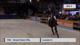 768 - Grand Slam VDL - Lennard De Boer