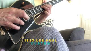 Thursday: 1957 Les Paul Custom