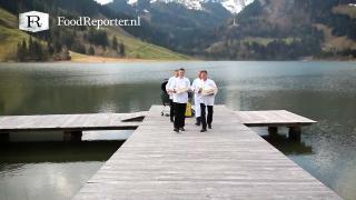 Mini-serie deel 2: René Brienen kookt 7-gangen aspergediner in Zwitserland