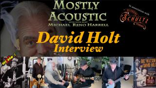 The David Holt Interview