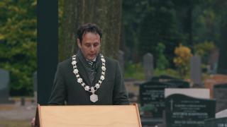 Herdenkingsplechtigheid 4 mei 2021 Harderwijk