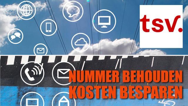 Thema ISDN Verdwijnt, wat nu - TSV Groep BV