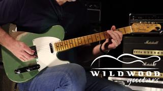 Fender Custom Shop Wildwood 10 1955 Stratocaster • SN: R103398