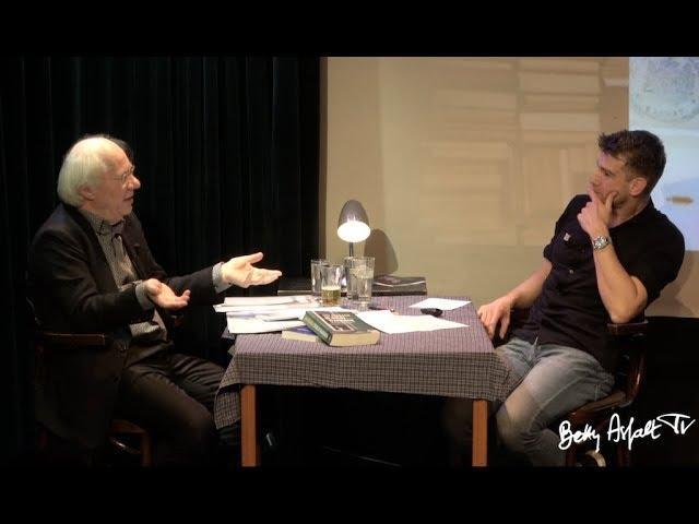 Bart Gielen praat met Jan Brokken
