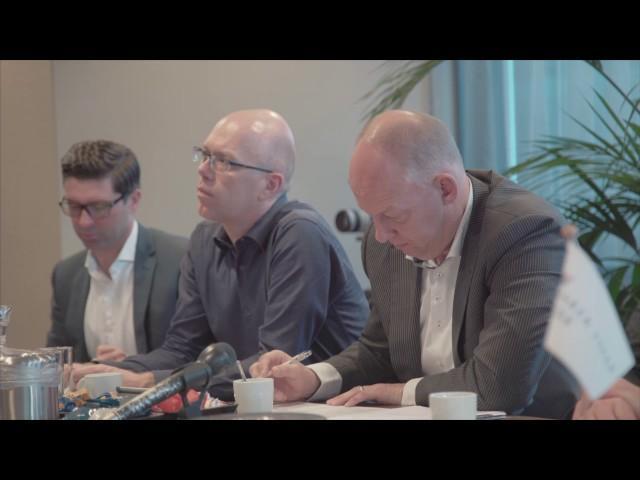 Sfeerimpressie Pitchdag Ondernemersprijs Regio Zwolle Congres