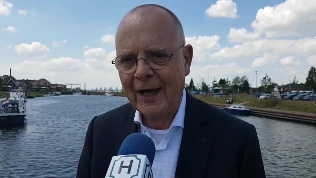Bert van Bijsteren nieuwe wethouder van Harderwijk
