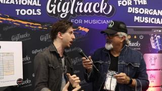NAMM 2020: GigTrack