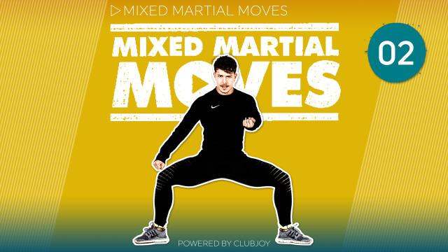 Mixed Martial Moves 2