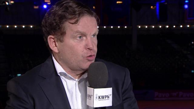 Aan tafel met Wout-Jan van der Schans
