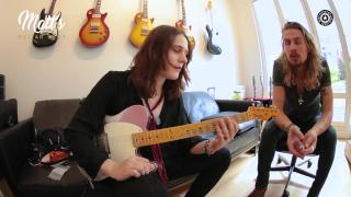 Matt's Guitar Shop | Tyler Bryant | Interview