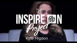 Kate Higdon//INSPIRES ON!