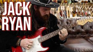 Jack Ryan | Fender Stratocaster at Norman's Rare Guitars