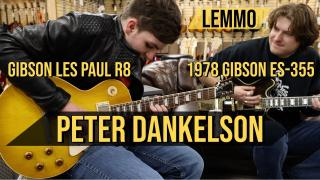 Peter Dankelson & Lemmo | Gibson Les Paul R8 and 1978 Gibson ES-355 at Norman's Rare Guitars