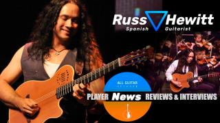 Exclusive Interview with Spanish Guitarist/Composer, Russ Hewitt