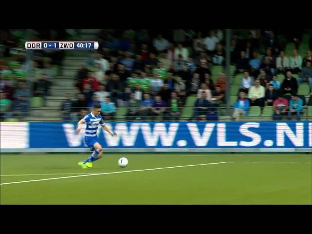 Samenvatting FC Dordrecht - PEC Zwolle
