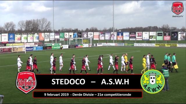SteDoCo - ASWH