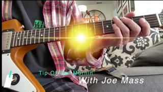 Tip Of The Mornin' Joe: A Very Cool, (Very Long) Pentatonic Blues lick