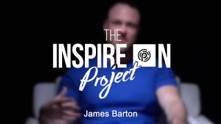 James Barton//INSPIRES ON!