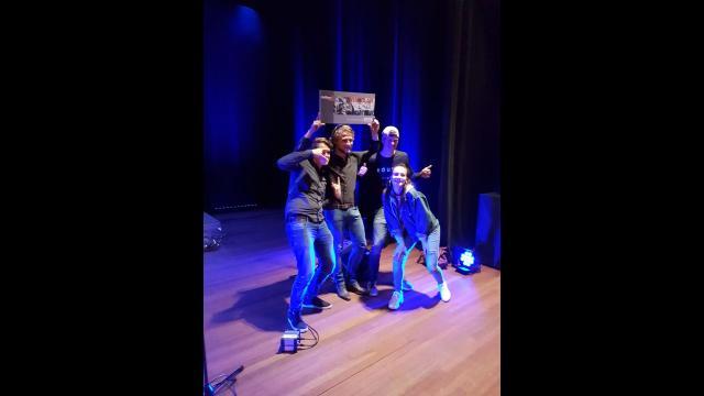 Studenten Artiest winnen optreden op het Bevrijdingsfestival