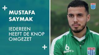 Mustafa Saymak: 'Iedereen heeft de knop omgezet!'
