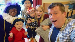 WiJ GAAN LOGEREN iN HET SiNTERKLAASHUiS!  | Bellinga Vlog #1563