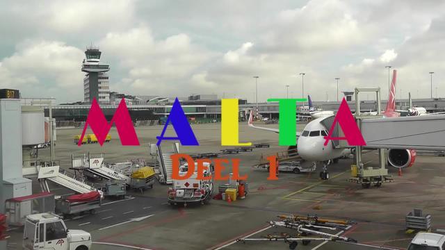 Malta deel 1