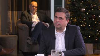 Ondernemerslounge (RTL7) | 2.6.03 - Kees Jan de Jong van FIRST