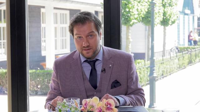 Ondernemerslounge (RTL7) | 1.4.01 | Introductie door Maurice Vollebregt