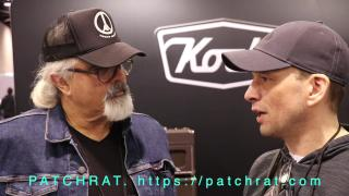 THE NAMM 2020 INTERVIEWS: Chris Henning from PATCHRAT