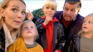 WE ZiTTEN MET DE HELE FAMILiE iN DE FiLM | SiNTERKLAASFiLM BACKSTAGE VLOG #2