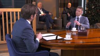 Ondernemerslounge (RTL7) | 2.5.04 - Rick van Zelst van Aandelen o/e tientje