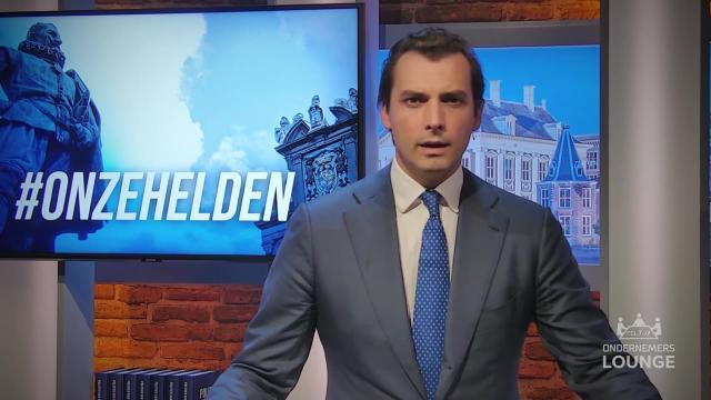 Ondernemerslounge (RTL7) | 1.6.12 | Column Thierry Baudet van FvD