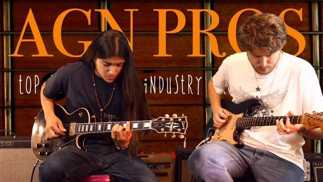 AGN Pros: Anthony Cullins & Michael Lemmo Jam