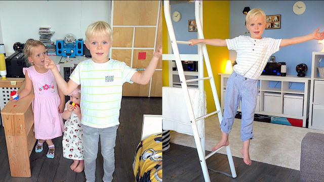 JONGENS SLAAPKAMER ROOM TOUR ( Make Over!)  | Luan Bellinga #99
