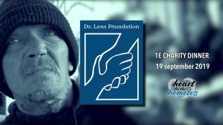 HEART FOR THE HOMELESS - Dr. LENS FOUNDATION - auction