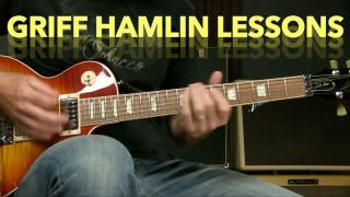 Griff Hamlin: How To Play Mississippi Queen By Mountain