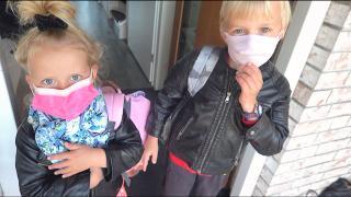 TERUG NAAR SCHOOL NA CORONA VRiJ!  | Bellinga Vlog #1733