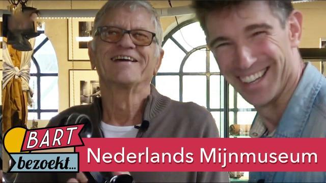 Bart Bezoekt - het Nederlands Mijnmuseum
