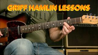 Griff Hamlin Lessons: The Turnaround For 12 Bar Blues