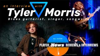 Pro File: Exclusive Interview with Bluesman, Tyler  Morris