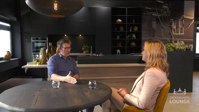 Ondernemerslounge (RTL7) | 2.1.07 | Laurien bij Marquardt Keukens