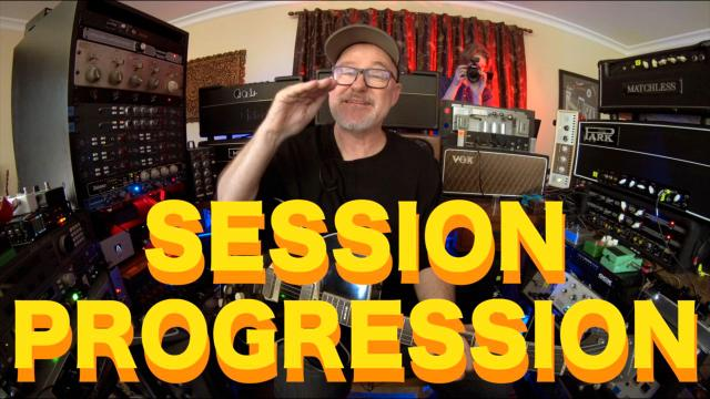 Tim Pierce: Session Progression: Synthesizer Pt. III