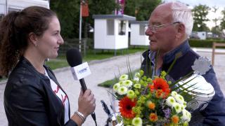 Wiepke van de Lageweg over zijn kampioenen bij de springveulens en springmerries