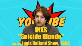 "AGN Youtube Picks: Michael Lemmo:  INXS, ""Suicide Blonde""  1994"