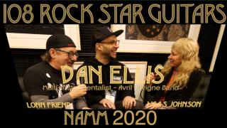NAMM 2020 Interviews: Dan Ellis from the Avril Lavigne Band