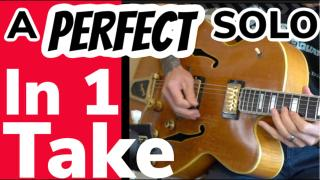 KILLER Solo. ONE take. Here's HOW he DID it. RJ Ronquillo