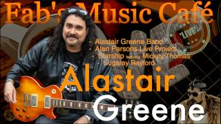 Fab's Music Café, 'Live': Alastair Greene
