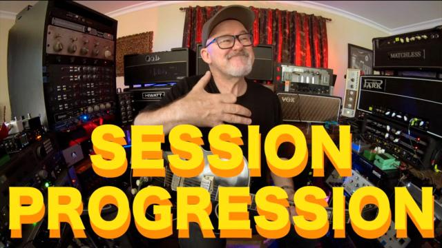 Tim Pierce: Session Progression: Synthesizer Pt. II