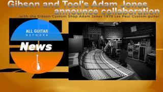 Update: Oct 31, 2020: GIBSON AND ADAM JONES ANNOUNCE MULTI-YEAR PARTNERSHIP; ADAM JONES 1979 GIBSON LES PAUL CUSTOM GUITAR AVAILABLE WORLDWIDE