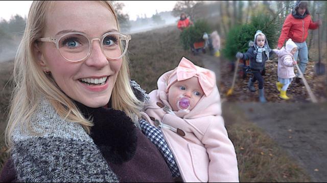 ViDEOCLiP DROOMBOOM OPNEMEN  | Bellinga FamilieVloggers #1190